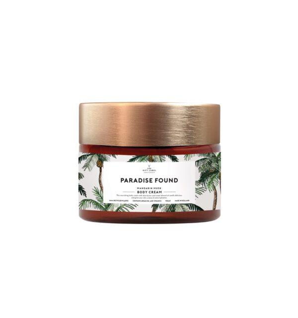 Paradise Found - Body Cream