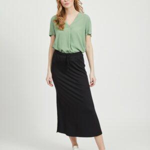 Videll Maxi Skirt Black
