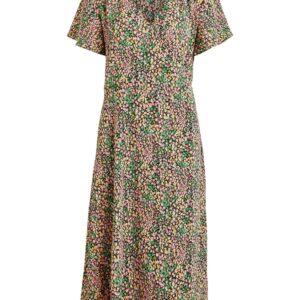 Vilovie wrap dress vinta