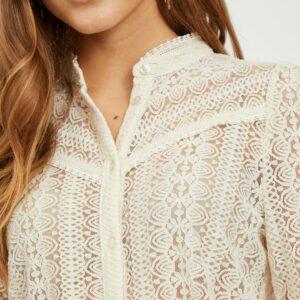 ViChikka Lace Shirt