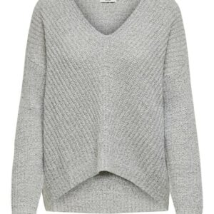 JdyNew Megan Pullover Cloud Dancer