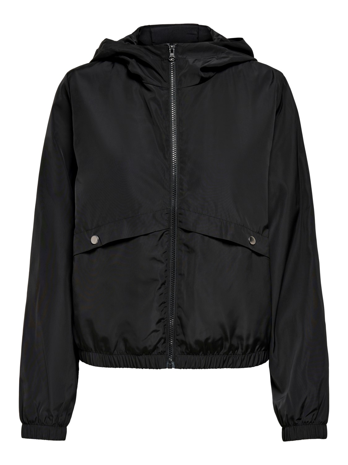 Jdyyo reach hood jacket black