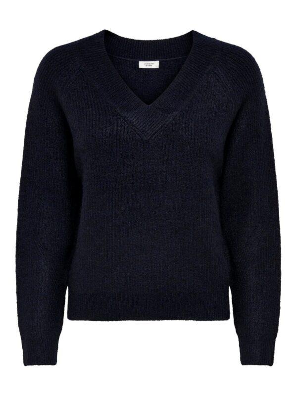 JdySandy V-neck Pullover Skyy Captain