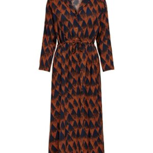 JdyMillian Calf Dress Arabian Spice