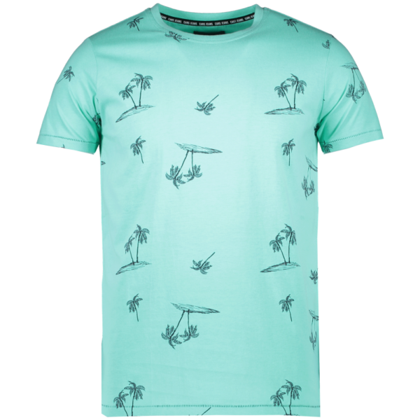 Ruther Aqua T-shirt