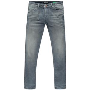 Blast London Slim Fit Grey Blue LENGTE 34