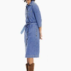 Denim Dress Light Used