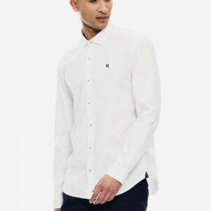 Shirt l/s white