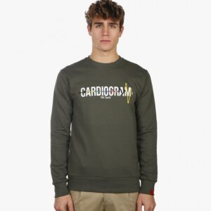 cardiogram crewneck sweater