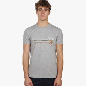 T shirt cardiogram