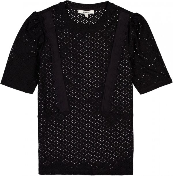 Ladies T-shirt Kant Bolant Black