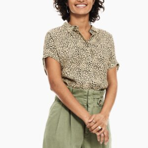 Hemd Short Sleeve Panter