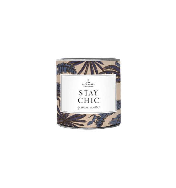 Stay Chic - Small Candle