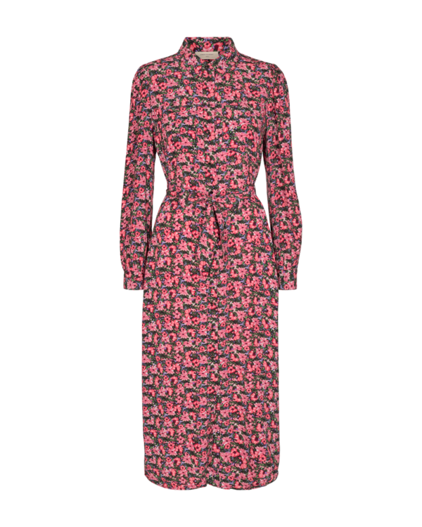 Fima Dress Salmon Mix