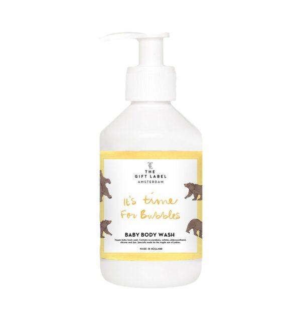 Baby Giftset - Bodywash & Bodyoil