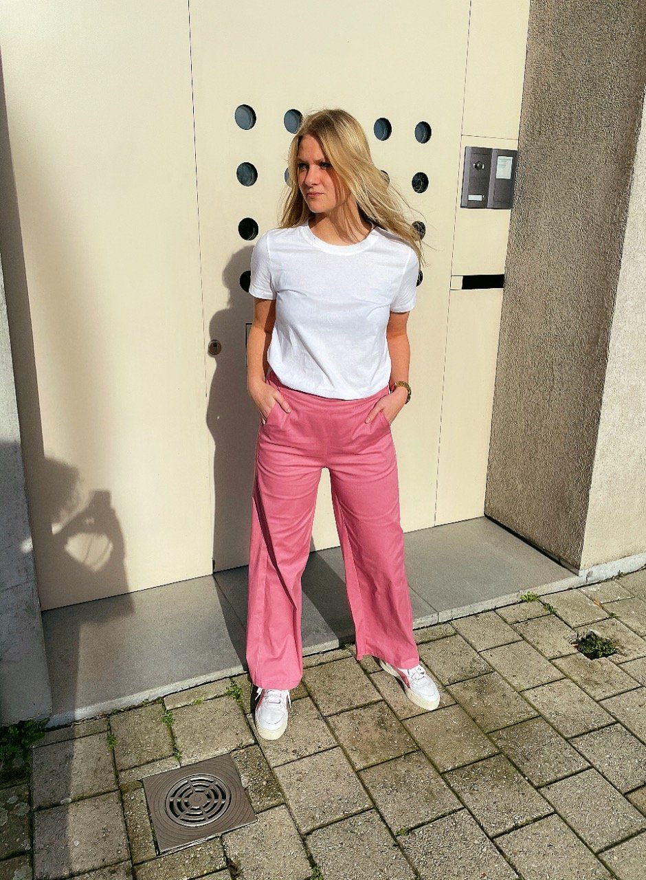 Harley Pants Pink