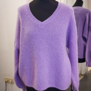 Knit Lastra Lilac