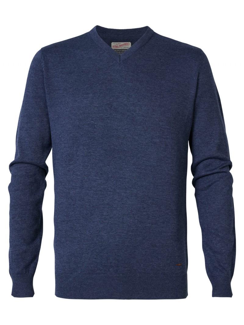 Pullover V-neck Deep Capri