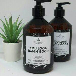 You Look Damn Good - MEN body wash