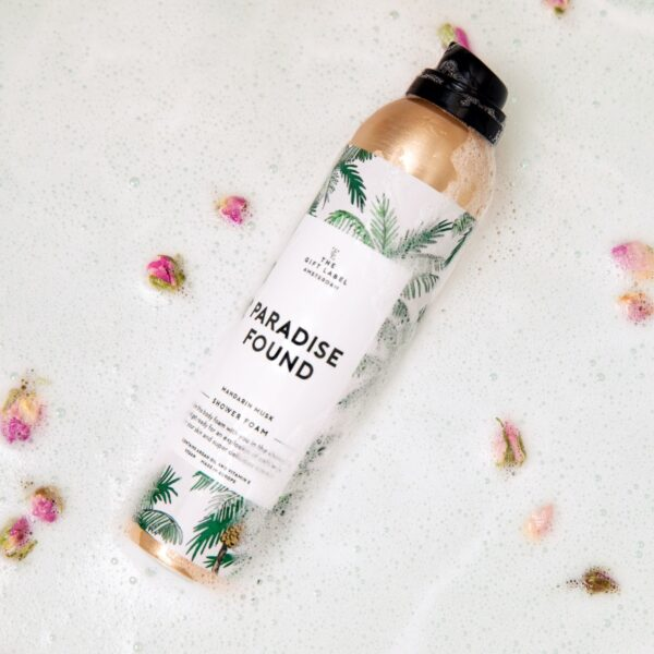Paradise Found - Shower Foam