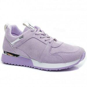 Sneaker Pastel Lila
