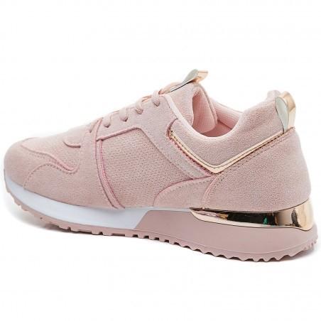Sneaker Pastel Roze