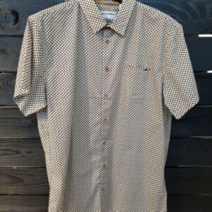 Shirt short sleeve allover print