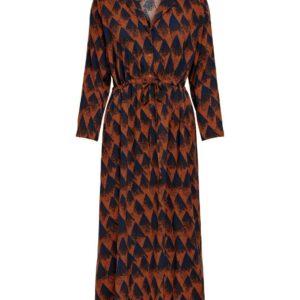 JdyMillian Calf Dress Arabian Spice