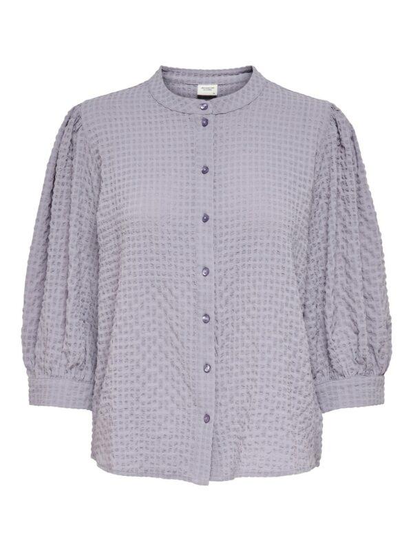 jdyphoebe puff shirt lavender