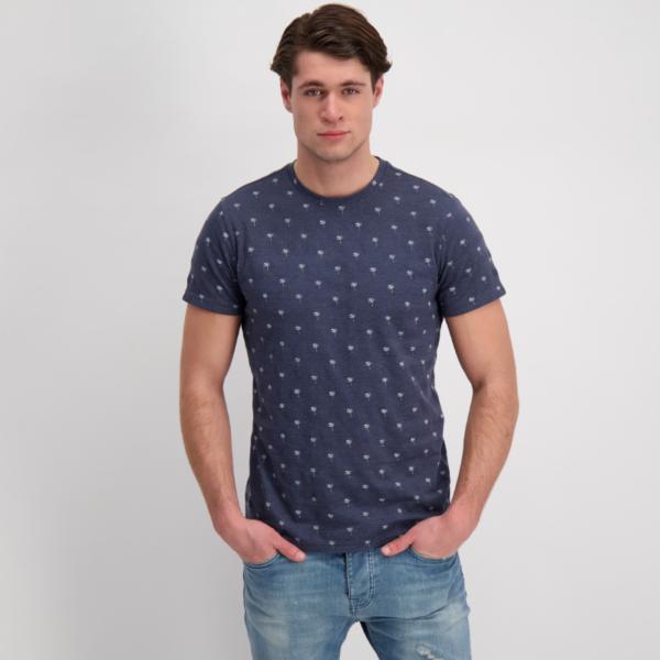 T-shirt Houston Navy