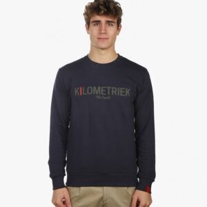 Kilometriek Crew Neck Sweatshirt