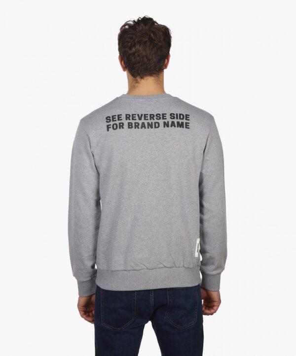 sweater antwrp grey