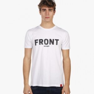 Front back T shirt wit