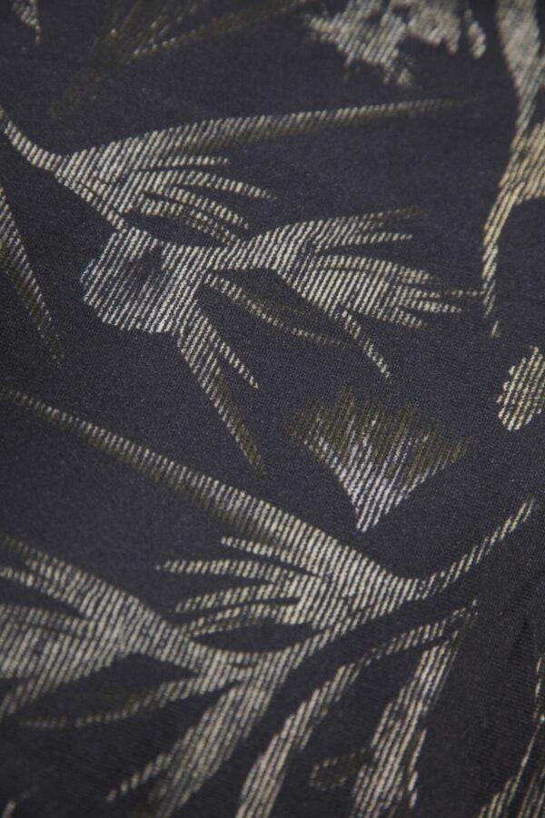 T-shirt Dark Moon print