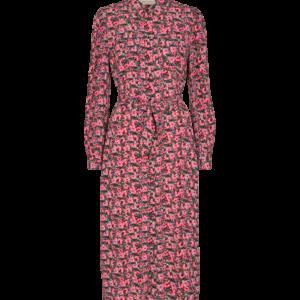 Fima Dress Salmon Mix