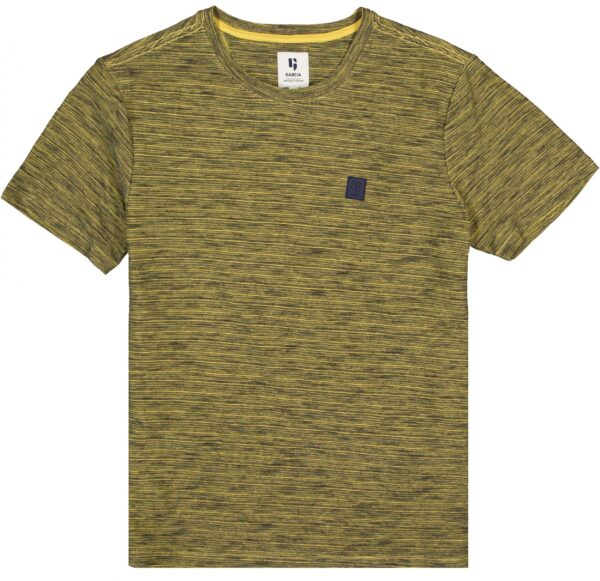 T-shirt stripes Sunset