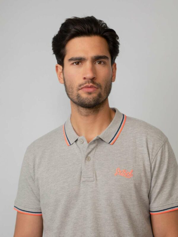 Polo Light Grey