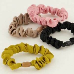 mini scrunchies