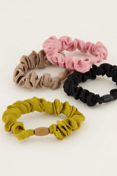 mini scrunchies