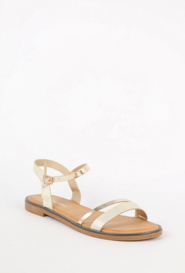 Gouden Sandaaltjes