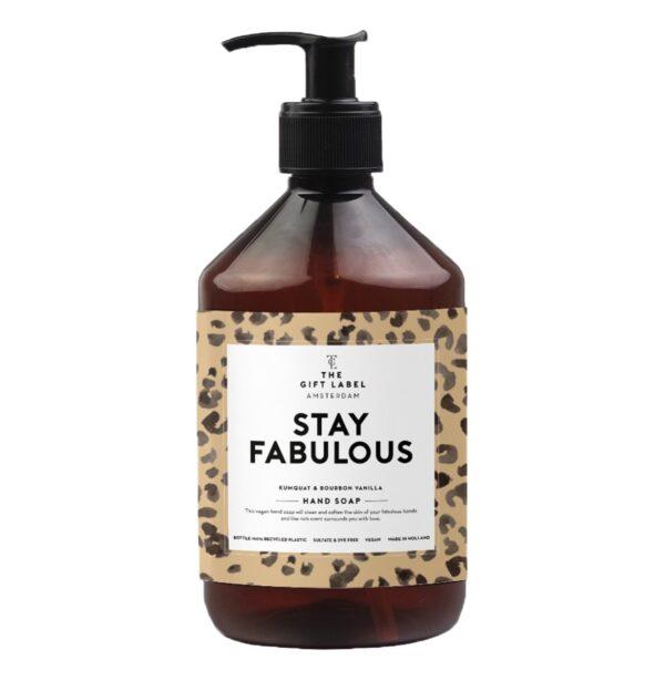 Stay Fabulous - Hand soap