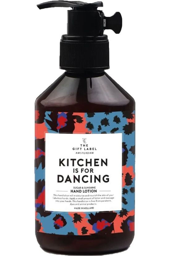 Hand Lotion - Kitchen is for dancing