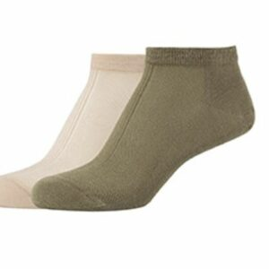 Camano Mesh Sneaker Sock Birch