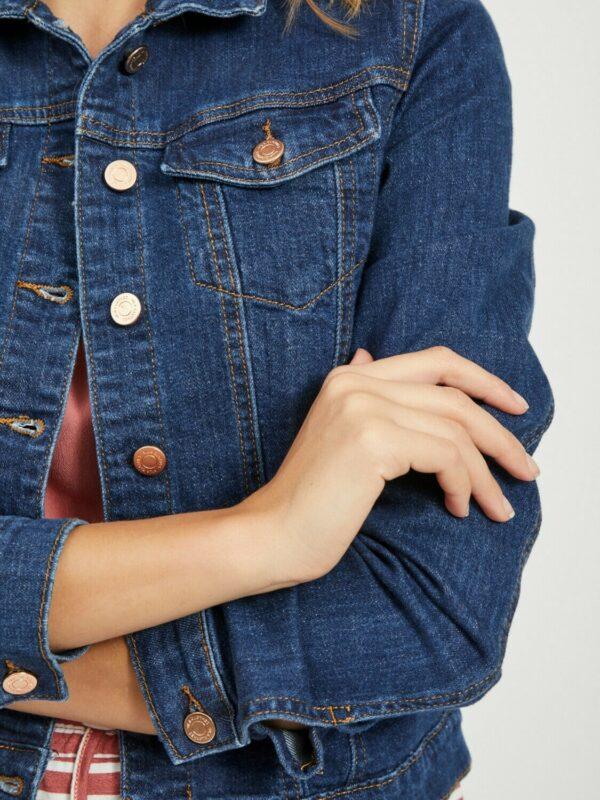 ViShow Denim Jacket Medium Blue