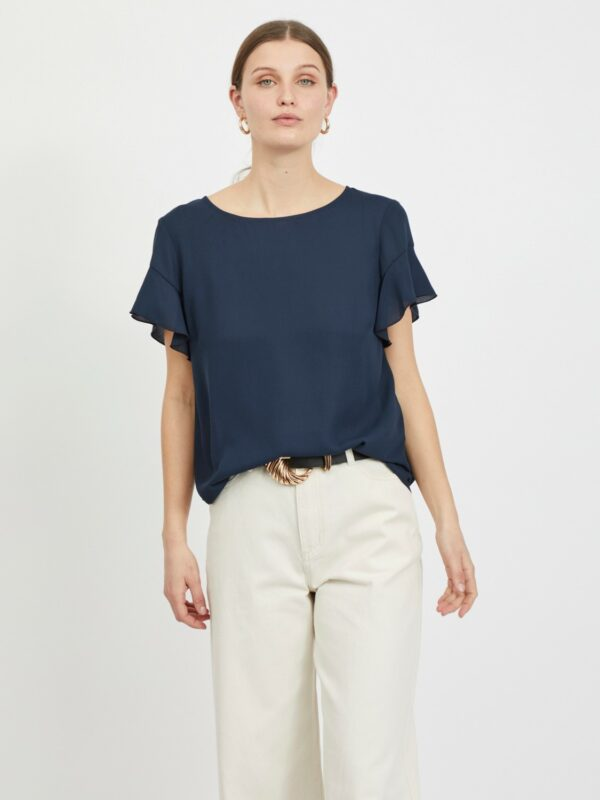 ViLucy Flounce top Fav Total Eclipse