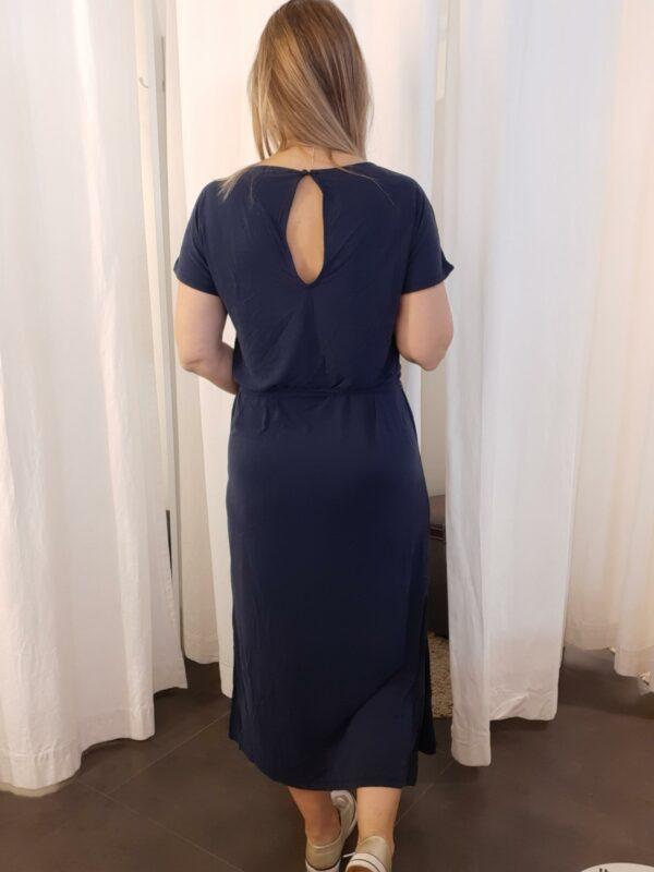 Vimodala midi dress navy