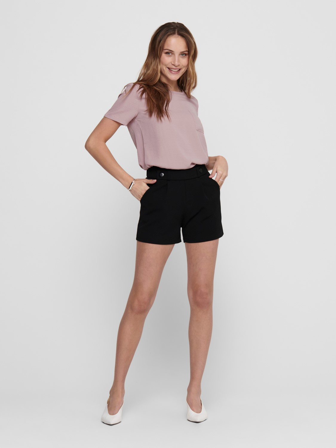 Jdygeggo short black
