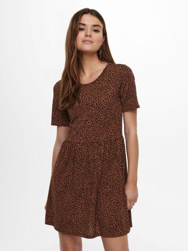jdykirkby short dress brown