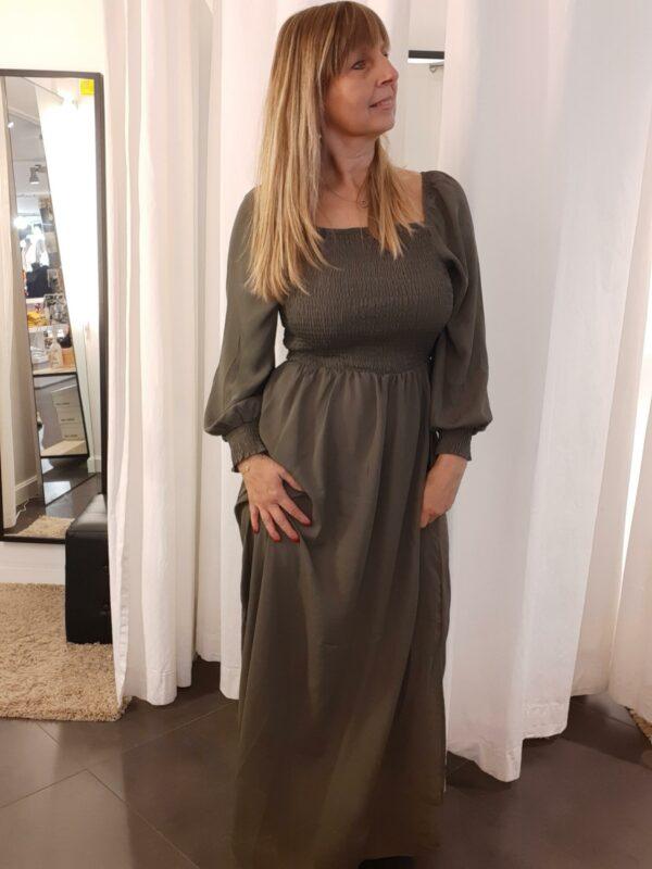jdymina smock dress kalamata