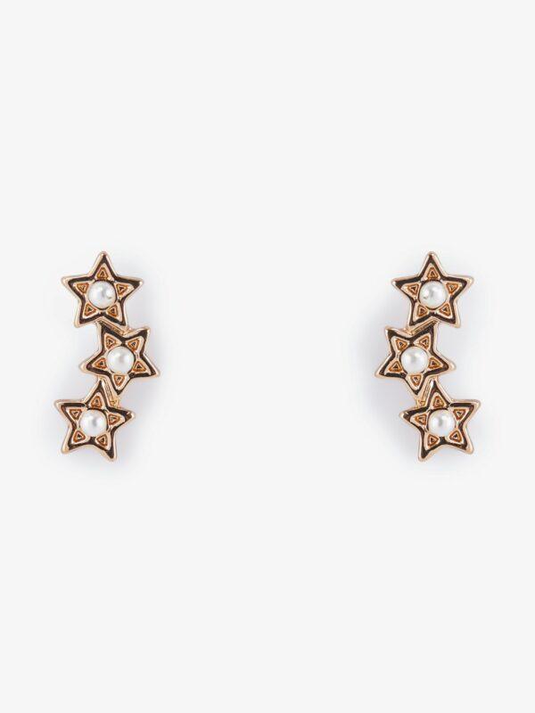PcMarila Star earstud GOUD